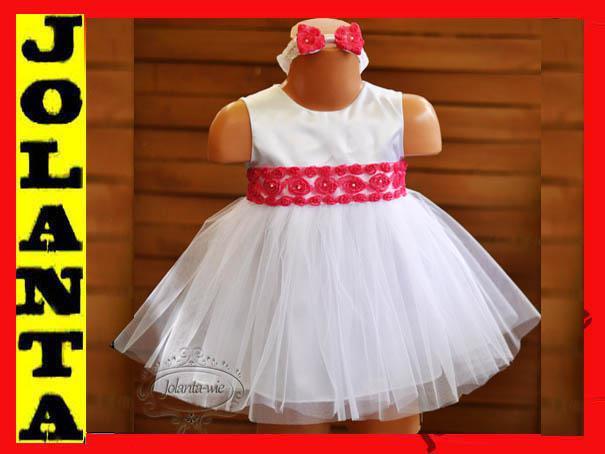 160d8dc98d Oferta uszycia sukienki ! SUKIENECZKA tiulowa na chrzest